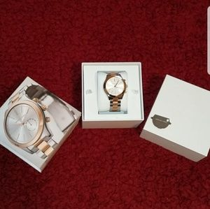 Michael Kors Access Slim Hybrid Smartwatch MKT4018